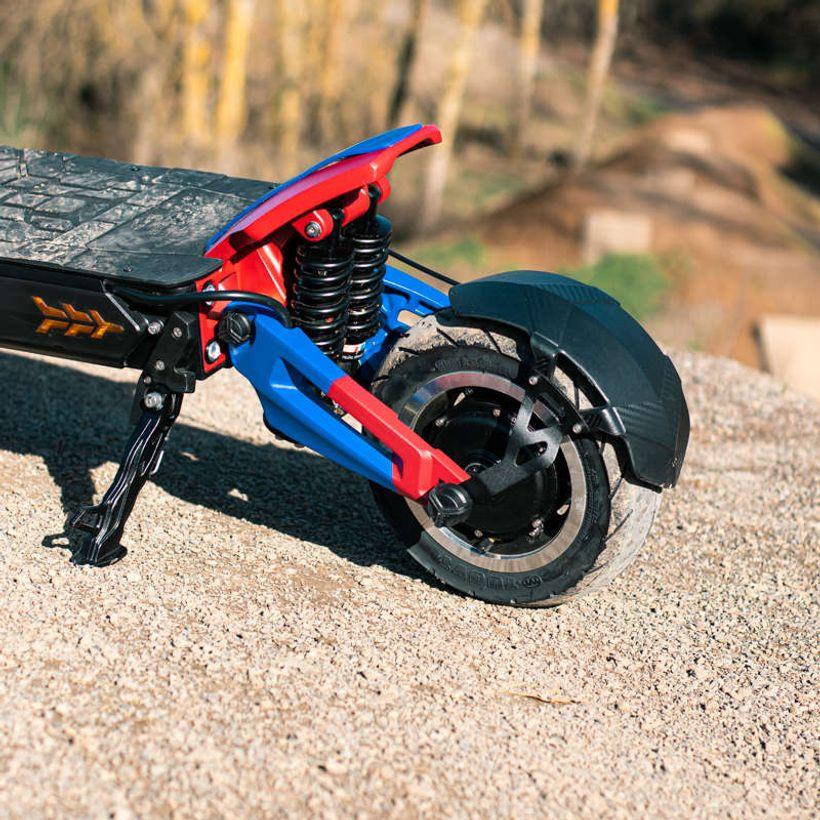 VSETT 11+ Rear Hydraulic Suspension and 11-inch Tires