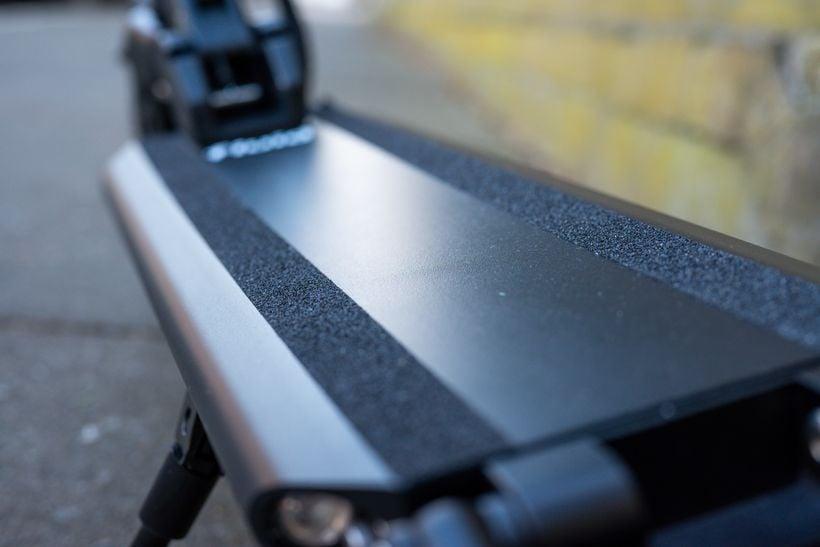 Close Up of Horizon Deck Grip Tape