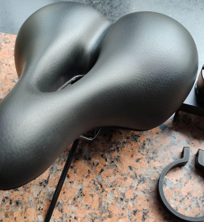 Dualtron Leather Seat