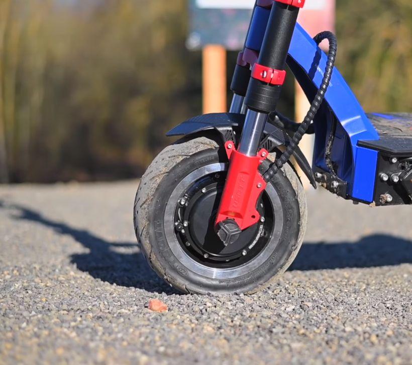 VSETT 11 Huge Pneumatic Tire