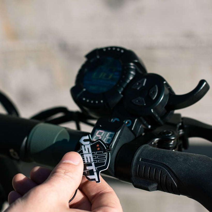 VSETT 8 NFC Lock Immobilizer