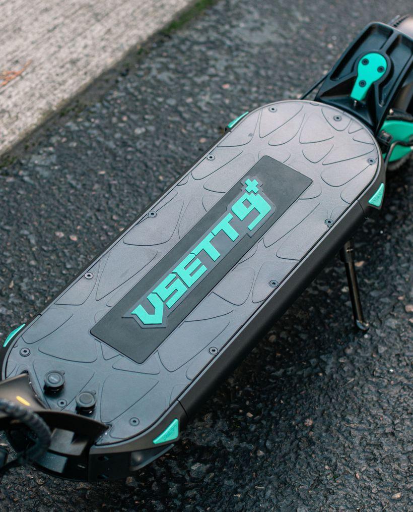 VSETT 9+R Deck