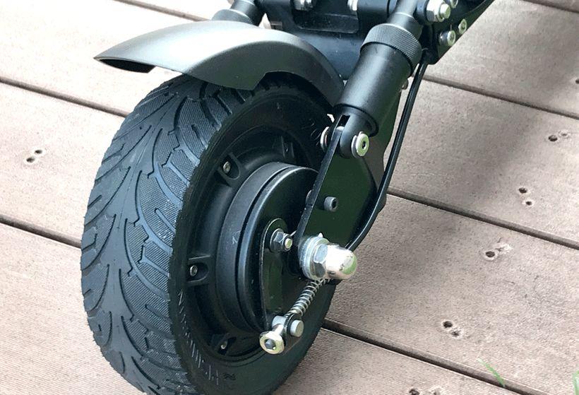 Zero 8 Rear Solid Rubber Tire