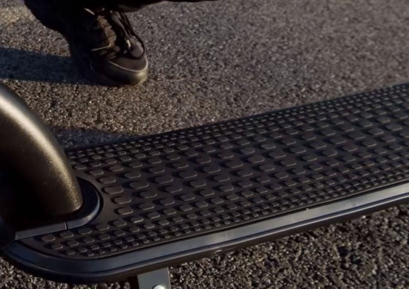 Hiboy NEX Rubber Matting on Deck