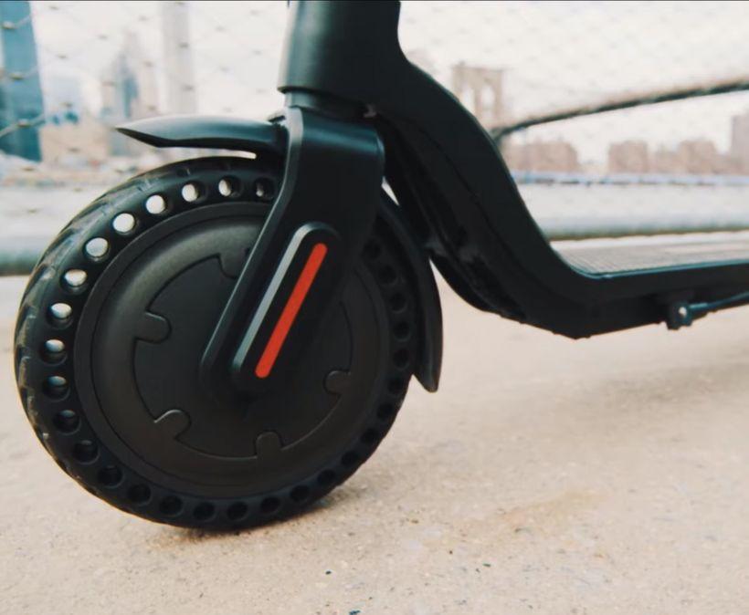 Hiboy NEX3 Solid Rubber Tire