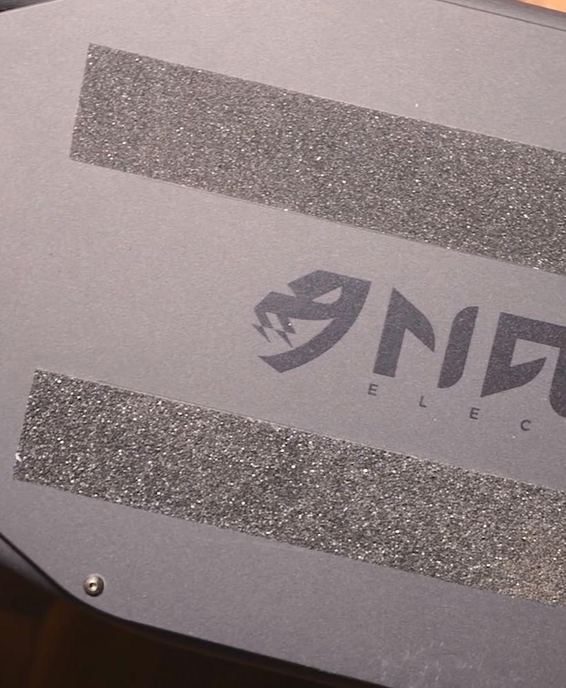 Close Up of NAMI Burn-e Deck