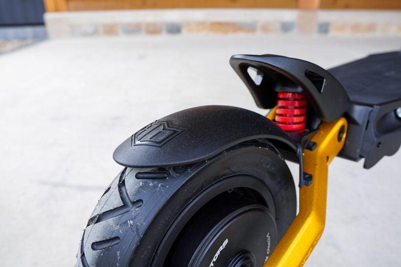 Mantis Pro SE Rear Fender