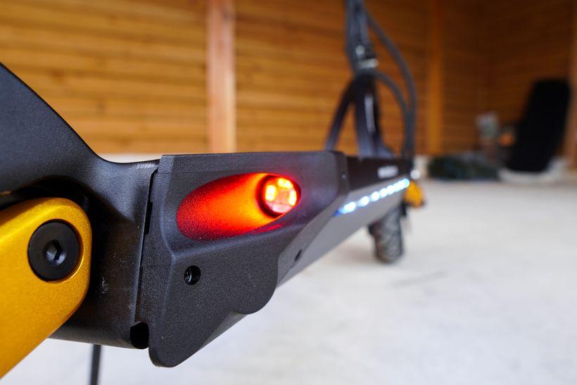 Mantis Pro SE Rear Tail Light