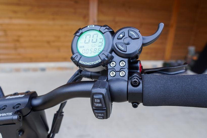 Mantis Pro SE Trigger Throttle