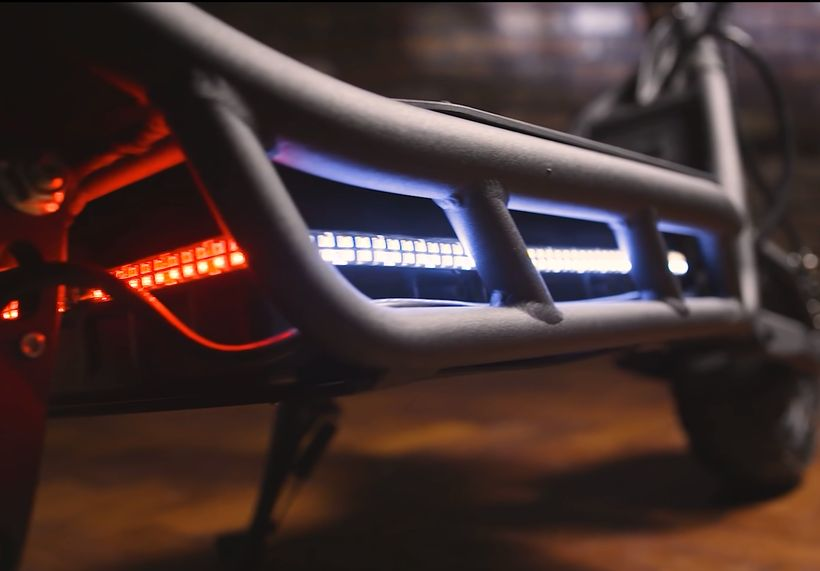 NAMI Burn-e Deck Lights