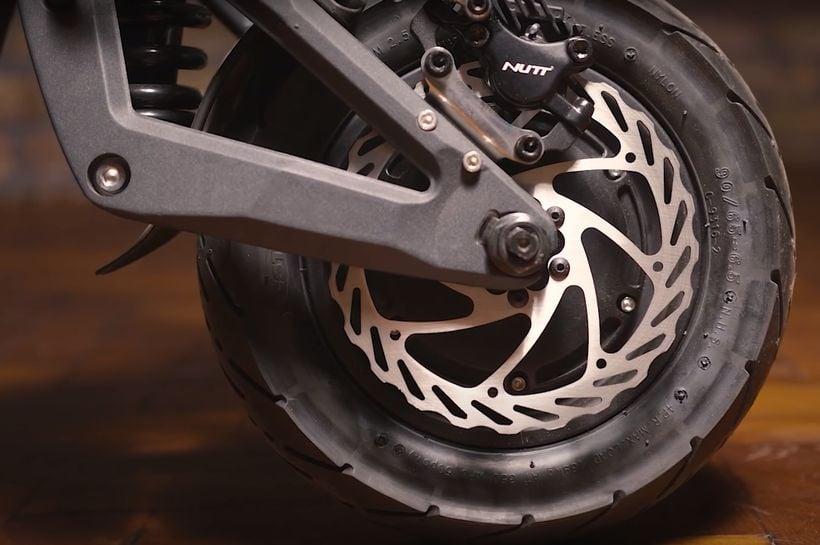 NAMI Burn-e Hydraulic Disc Brake