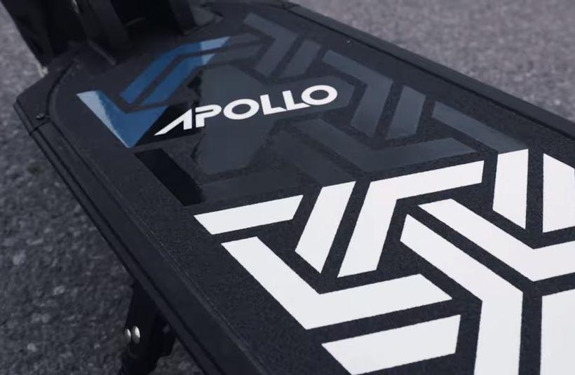 Apollo Explore Grippy Deck