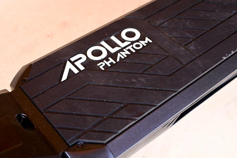 Apollo Phantom Rubber Deck Matting