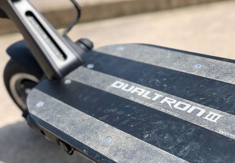 Dualtron 3 Deck