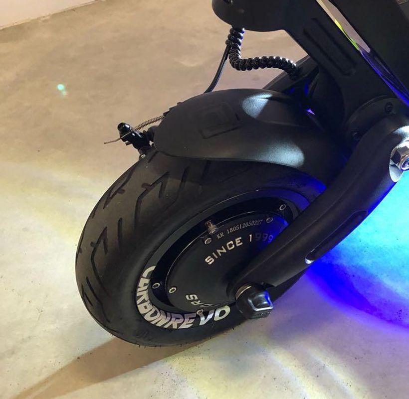 Dualtron 3 Front Wheel
