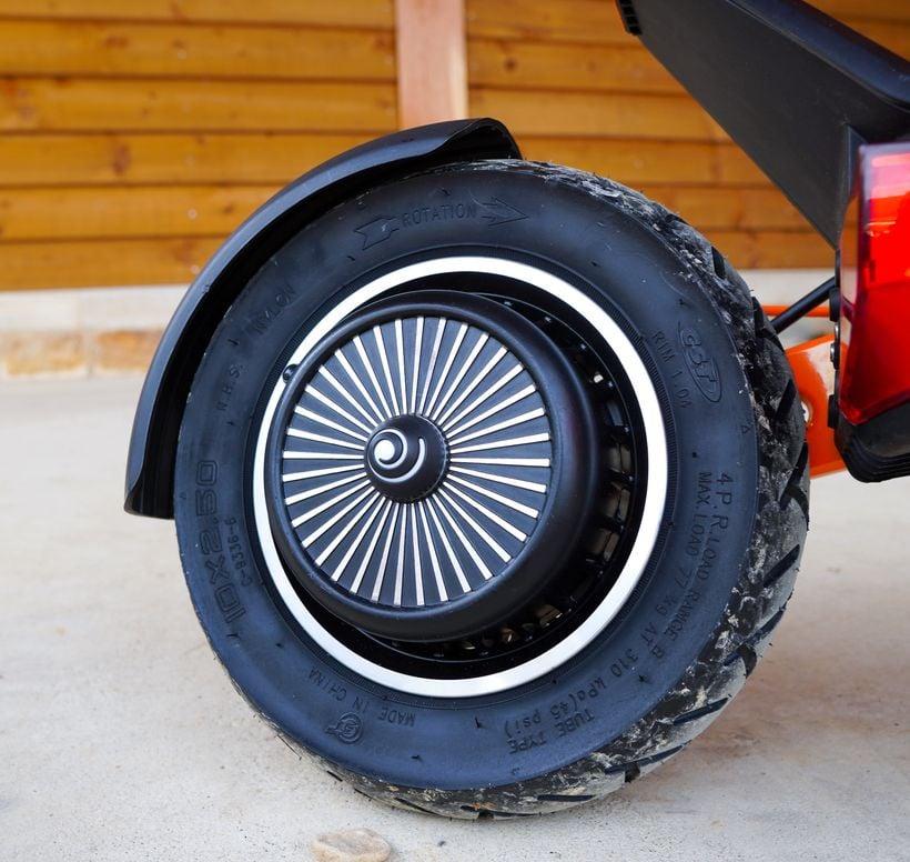 INOKIM Ox Rear Motor