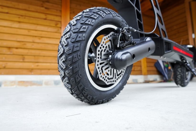 Kugoo G2 Pro Front Air-Filled Tire