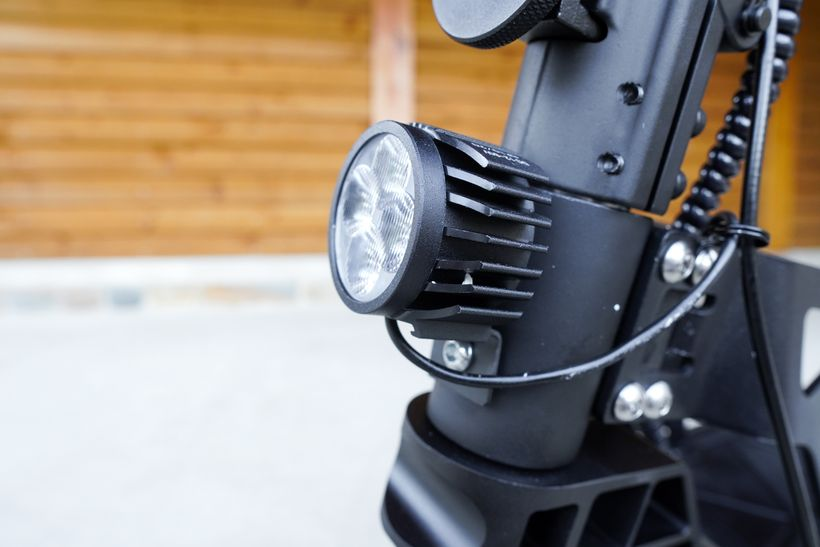 Kugoo G2 Pro Headlight Turned Off