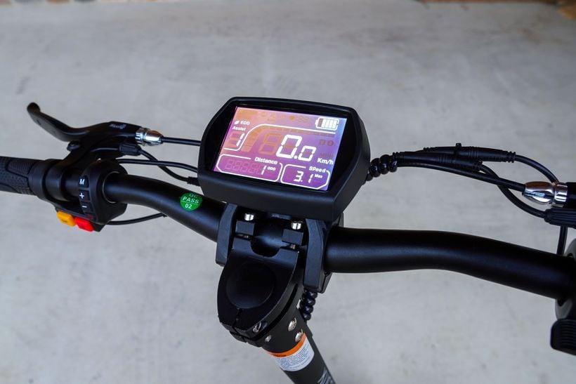 Kugoo G2 Pro Intuitive Display