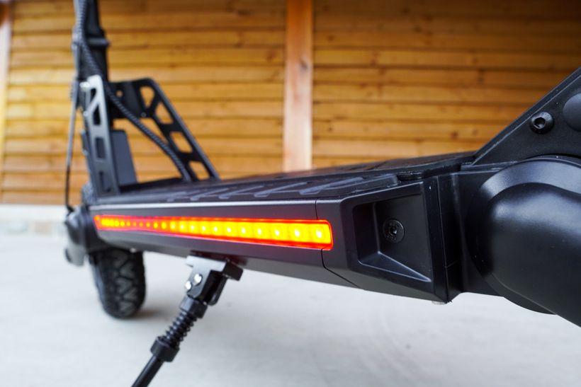 Kugoo G2 Pro Orange Deck Strip Light
