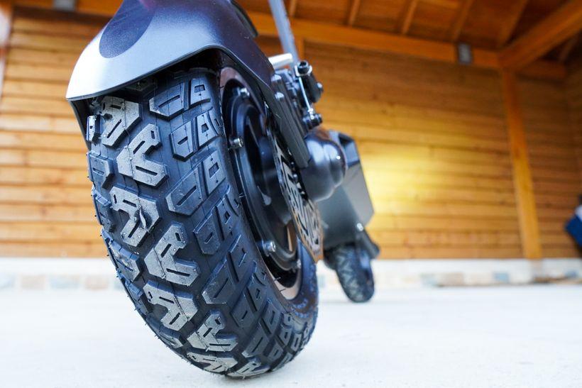 Kugoo G2 Pro Rear Tire Tread
