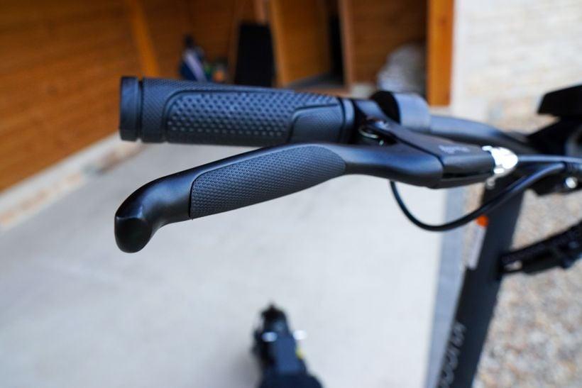 Kugoo G2 Pro Rubber Grip on Brake Lever