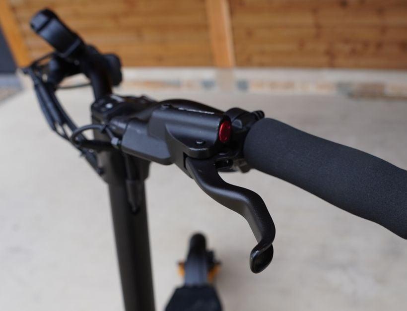 Mantis Pro Hand Operated Brake