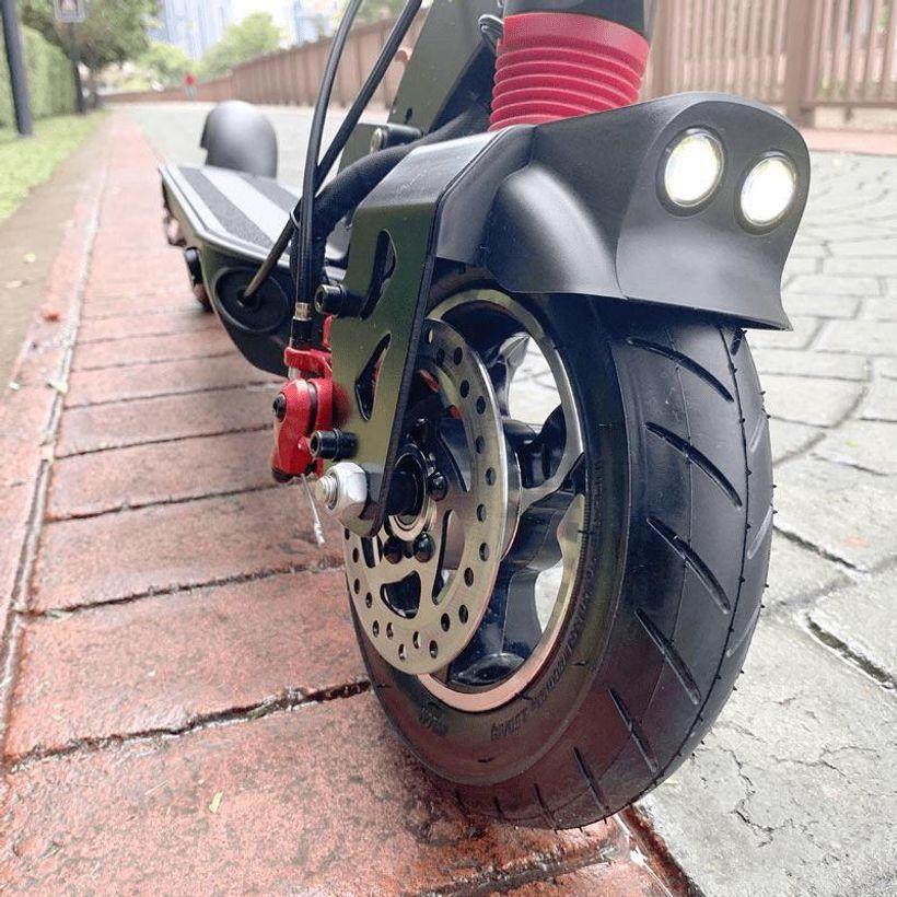 Zero 9 Front Tire