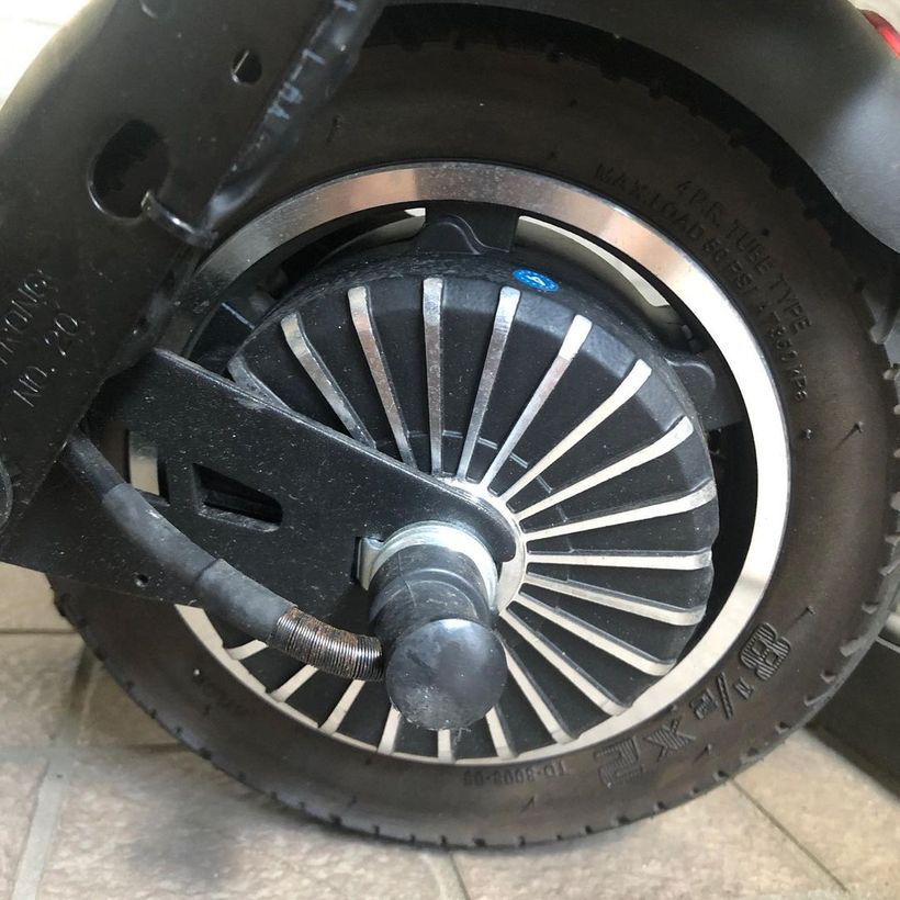 Zero 9 Rear Motor