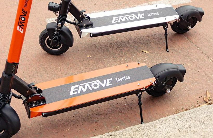 EMOVE Touring Deck with Grip Tape
