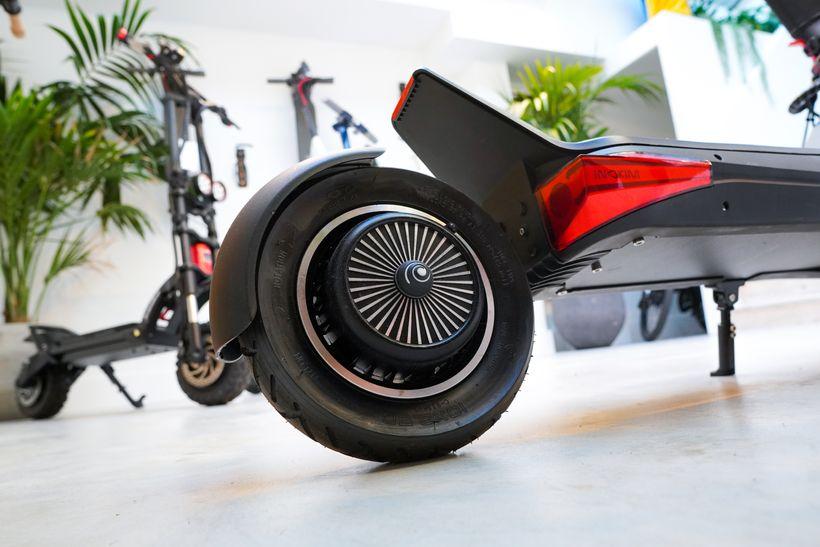 INOKIM OxO Rear Motor