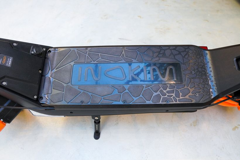 INOKIM OxO Wide Plastic Covered Deck
