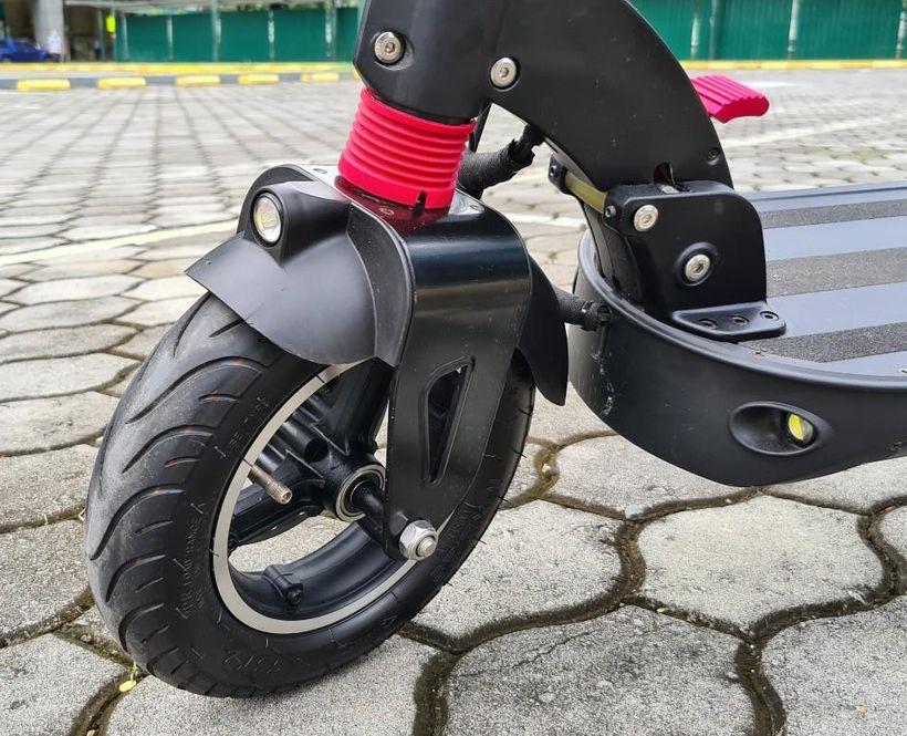 Zero 10 Front Tire