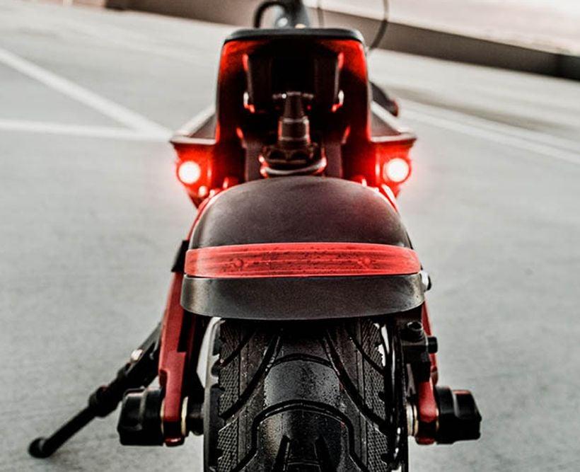 Zero 10X Rear Button Lights