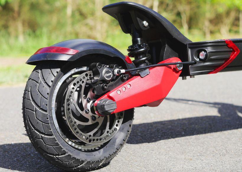 Zero 10X Rear Tire